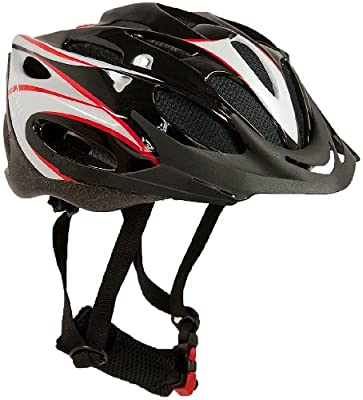 "Sport DirectTM ""Junior Blitz"" 22 Vent Bicycle Bike Cycle Helmet Kids Boys 54-56cm CE EN1078 TUV Approvals by Sport DirectTM"