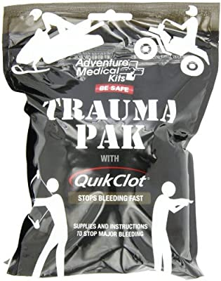 Adventure Medical Kits Trauma Packwith QuikClot from Adventure Medical