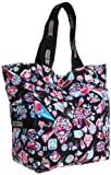 Lesportsac Womens Double Trouble 8761P Tote