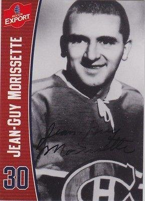 jean-guy-morissette-signed-molson-export-card-30-montreal-canadiens-dec-2011-hockey-slabbed-autograp