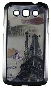 Zeztee ZT4852 3D Design Plastic Mobile Back Cover For Samsung Grand Quattro (8552) (Multicolor)
