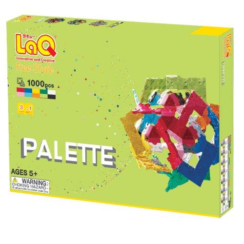 Laq Free Style Palette Model Building Kit Jan Larsenvol