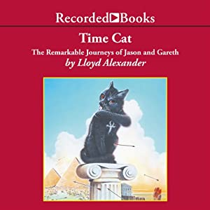 Time Cat Audiobook