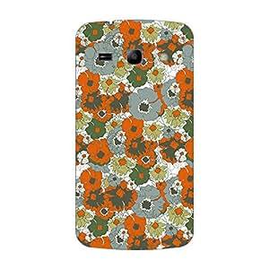 Garmor Designer Plastic Back Cover For Samsung Galaxy Star Advance G350E
