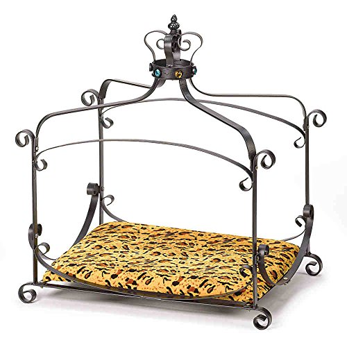 Pet Supply/Pet Bed Royal Matte Splendor Design For Cats Or Small Breed Dog front-53503