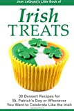 img - for IRISH TREATS - 30 Dessert Recipes for St. Patrick?s Day or Whenever You Want to book / textbook / text book