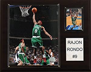 NBA Rajon Rondo Boston Celtics Player Plaque by C&I Collectables