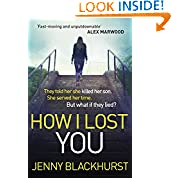 Jenny Blackhurst (Author)  30 days in the top 100 (205)Download:   £0.99