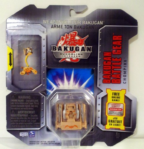 Bakugan Battle Gear Chompixx - 1