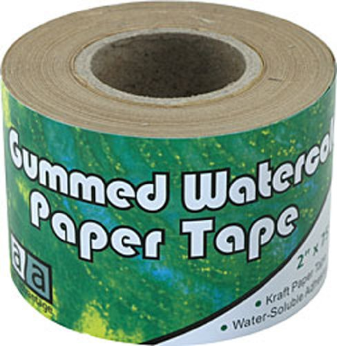 Art Advantage Gummed Paper Tape 2.8 in x 82 ft (Butchers Tape compare prices)