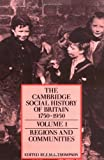 The Cambridge Social History of Britain, 1750-1950