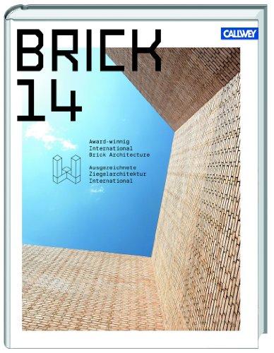 Brick 14: Ausgezeichnete Ziegelarchitektur international