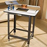 Rockler Bench Dog ProTop Phenolic Table complete Setup with FX Plus Lift - Special Offer
