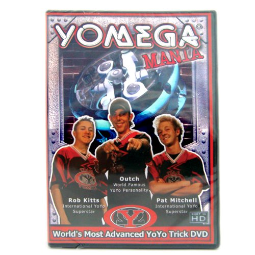 Yomega Mania DVD- 150 Tricks - 1