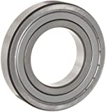 WJB 6200-ZZ Series Deep Groove Ball Bearing, Double Sheilded, Metric
