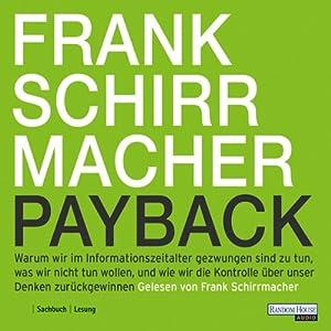 Payback Hörbuch