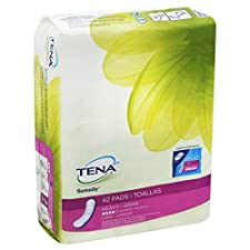 Tena Pads, Heavy, Long, 42 ct.