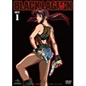 BLACK LAGOON SET1 〈期間限定生産〉 [DVD]