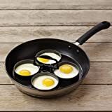 ProCook Non-Stick Egg Rings Set of 4