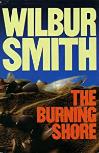 "Cover of ""The Burning Shore"""