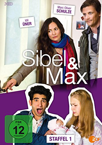 Sibel & Max (Staffel 1) [3 DVDs]
