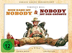 Mein Name ist Nobody/Nobody ist der Größte [Alemania] [DVD]