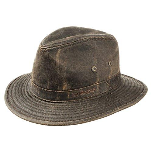 chapeau-traveller-du-vagabond-stetson-chapeau-de-soleil-m-56-57-marron