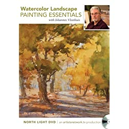 Watercolor Landscape Painting Essentials with Johannes Vloothuis