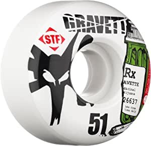 BONES WHEELS David Gravette Prescription Wheels (51 mm)