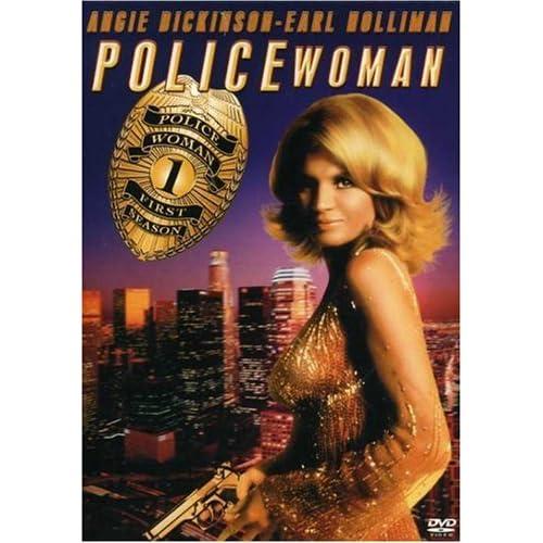 Amazon.com: Police Woman - The Complete First Season: Ed