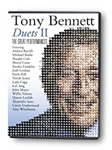 Tony Bennett: Duets II - The Great Performances [Blu-ray] [2012]