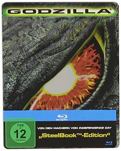 Godzilla-Steelbook [Blu-ray] [Import allemand]