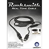 Ubisoft Rocksmith Real Tone Cable Ps3 ,Xbox 360 ,Pc *New*