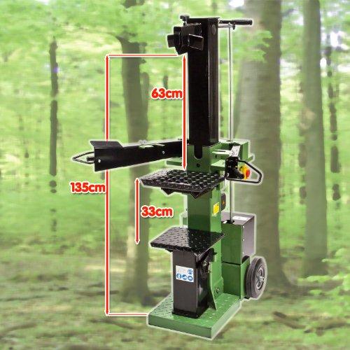 DEMA Holzspalter 12T / 400V
