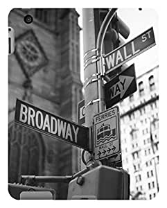 Koveru Designer Protective Back Shell Case Cover for Apple iPad 3 - The Broadway