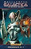 img - for Battlestar Galactica: Season Zero Omnibus TP book / textbook / text book