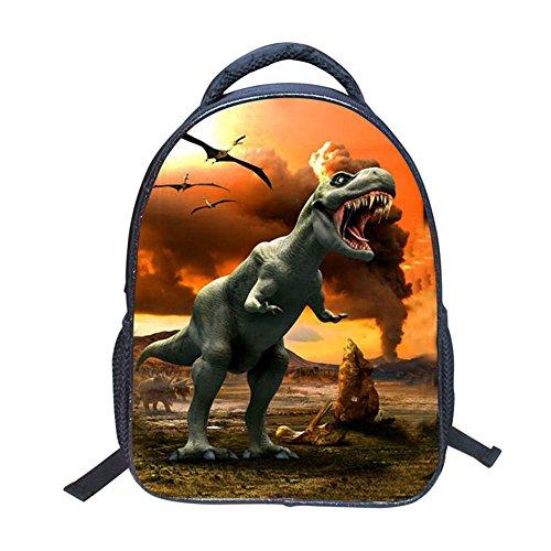 Sac--Dos-Cartable-Scolaire-Dinosaure-Xagoo-Sac-cole-Scolaire-Cartable-pour-Enfant