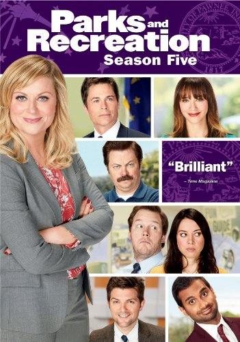 Parks and Recreation: Season 5 (Parks And Rec Season 5 compare prices)
