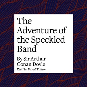 The Adventure of the Speckled Band Audiobook