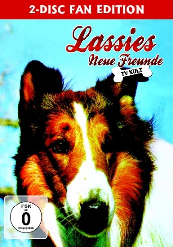 Lassies neue Freunde (2er DVD Box in Sonderverpackung)