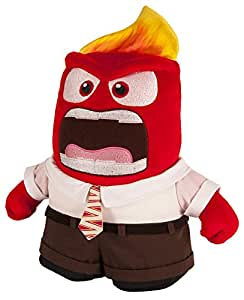 Tomy Inside Out Talking Plush, Anger