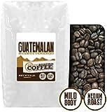 Guatemala Huehuetenango Coffee, Whole Bean, Fresh Roasted Coffee LLC (5 lb. Whole Bean)