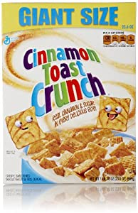 Cinnamon Toast Crunch, 23.6 Oz