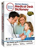 Product B000070MQS - Product title Merriam Webster Medical Desk Dictionary