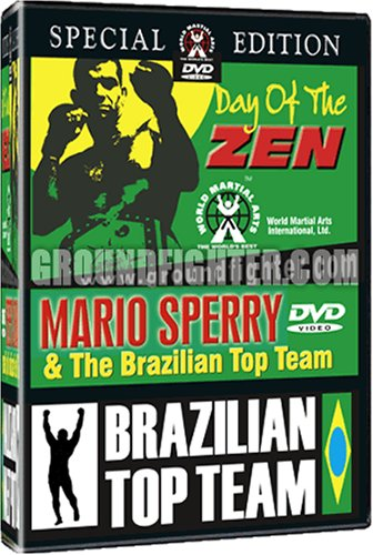 Day Of The Zen No Holds Barred Mixed Martial Arts Training Documentary DVD Starring Mario Sperry & The Brazilian Top Team