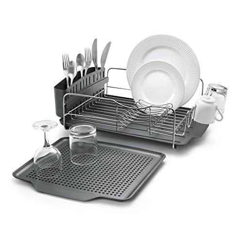 Polder KTH-615 Advantage Dish Rack (Stainless Dish Drying Rack compare prices)