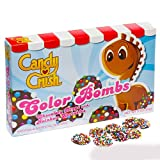 Candy Crush Saga Colour Bomb Box 3oz (85g) x1