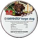 Bayer Seresto Flea and Tick Collar, Large Dog