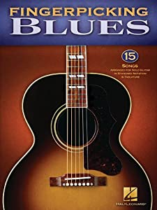 Fingerpicking Blues Guitar