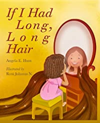 If I Had Long, Long Hair by Angela Hunt ebook deal